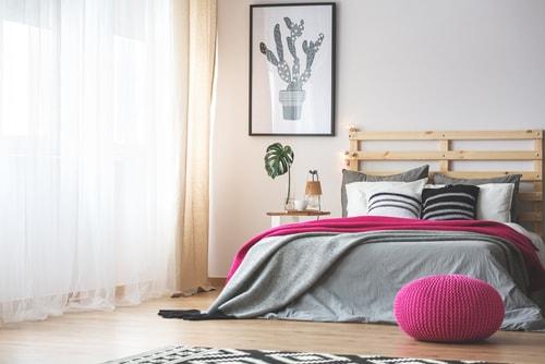 kies een nieuw slaapkamer interieur